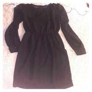 Ladies Black dress size 2 # A 28